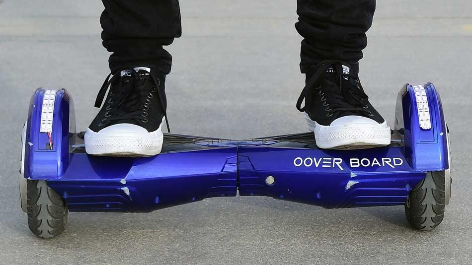 Schema Elettrico Hoverboard : Monopattino elettrico: foto recensioni e offerte online