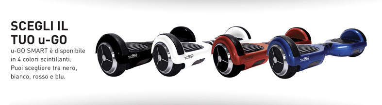 u-go-mini-scooter Cora u-Go Smart Mini Scooter Hi-Tech Hoverboard: Recensione e Prezzo