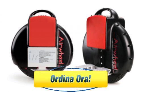 monociclo-offerta DEKOTA Airwheel X3 monociclo elettrico autobilanciato: recensione e prezzi