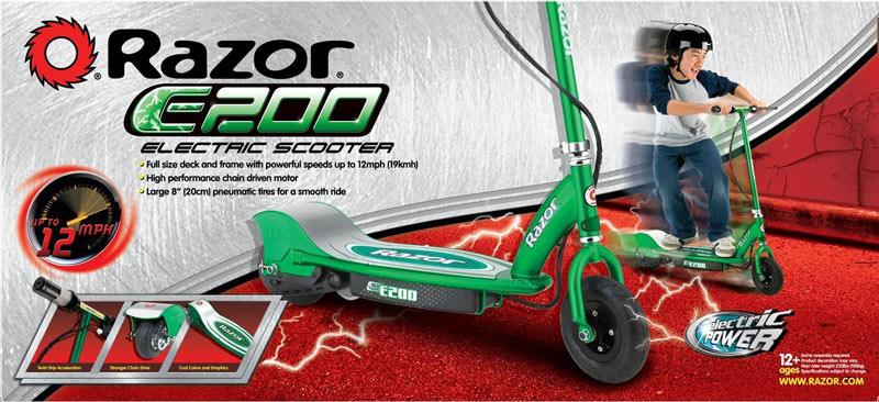razor-e200-prezzo Razor E200 monopattino per adulti: recensione  e prezzo