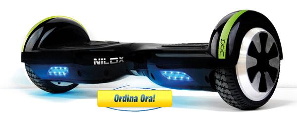 Nilox-DOC-hoverboard-offerta Nilox Doc Hoverboard stabilizzante: recensione e prezzo