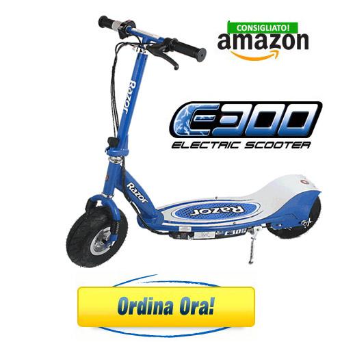 Razor_E300-prezzo Monopattino Razor e300 e300s: recensione e prezzo