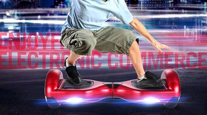 q3-streetboard-prezzo Q3 TWO Scooter Autobilanciato - HoverBoard: recensione e prezzo