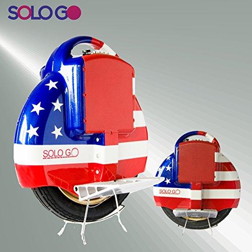 51uWFw2M4RL Monociclo SoloGO Bluetooth + LED: recensione e offerta