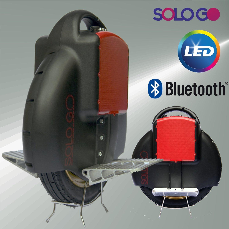 SoloGo-monociclo-elettrico Monociclo SoloGO Bluetooth + LED: recensione e offerta
