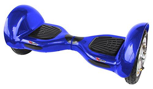 41dkZlgNOPL Xskate Xs-S10-Blue Hoverboard : recensione, prezzo e offerta online