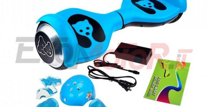 hoverboard-bambini-300w-bambini-680x350 HOVERBOARD Smart 4 300W KIDS per bambini: recensione e offerta