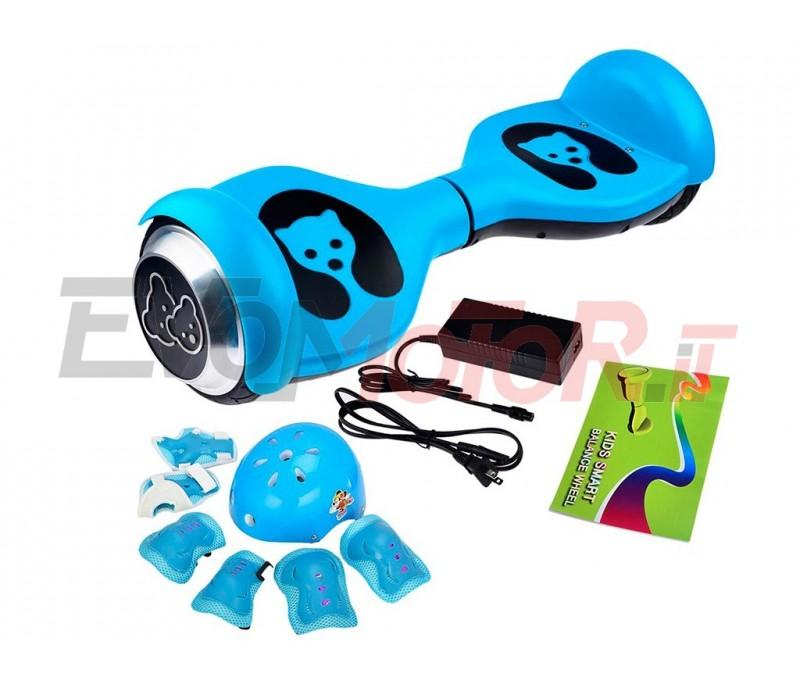 hoverboard-bambini-300w-bambini HOVERBOARD Smart 4 300W KIDS per bambini: recensione e offerta