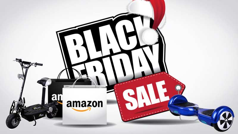 black-friday-amazon-it-sconti-hoverboard Black friday e offerte Hoverboard e Monopattini Elettrici