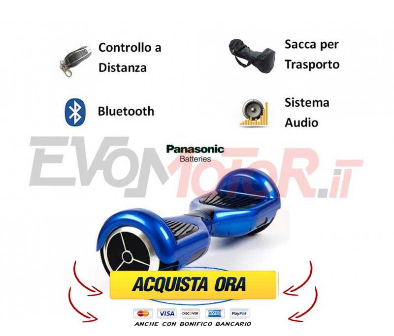 hoverboard-700w-italiano-offerta HOVERBOARD 700W SMART BLUETOOTH EDITION: prezzo, opinioni e offerta