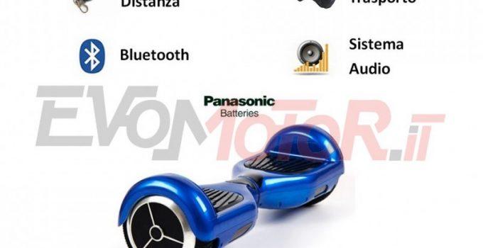 hoverboard-700w-pedana-elettrica-bluetooth-680x350 HOVERBOARD 700W SMART BLUETOOTH EDITION: prezzo, opinioni e offerta