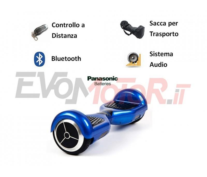 hoverboard-700w-pedana-elettrica-bluetooth HOVERBOARD 700W SMART BLUETOOTH EDITION: prezzo, opinioni e offerta