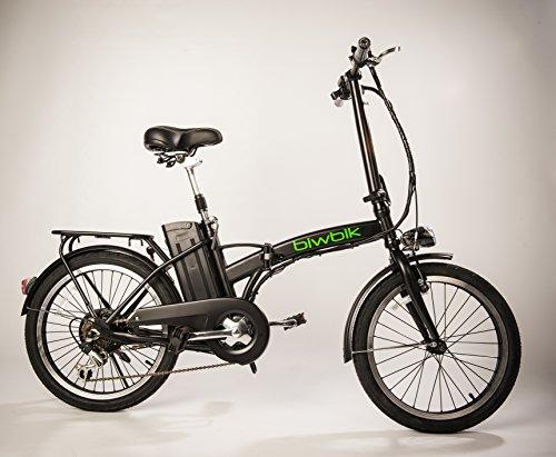 511rupXAyL Bici elettrica BIWBIK pieghevole Book 200: prezzo, recensione e offerta