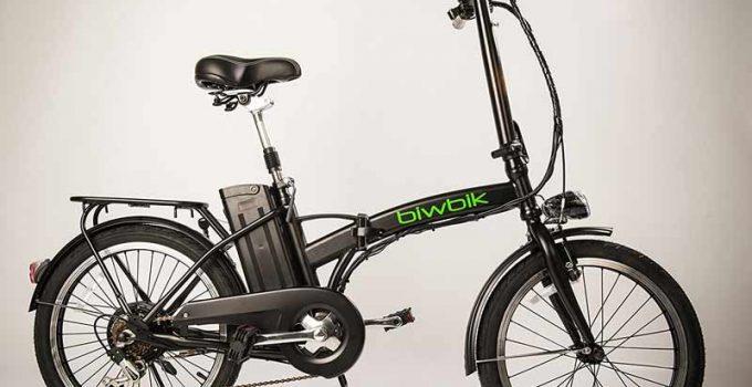 BiciElettricaBIWBIK-book200-680x350 Bici elettrica BIWBIK pieghevole Book 200: prezzo, recensione e offerta