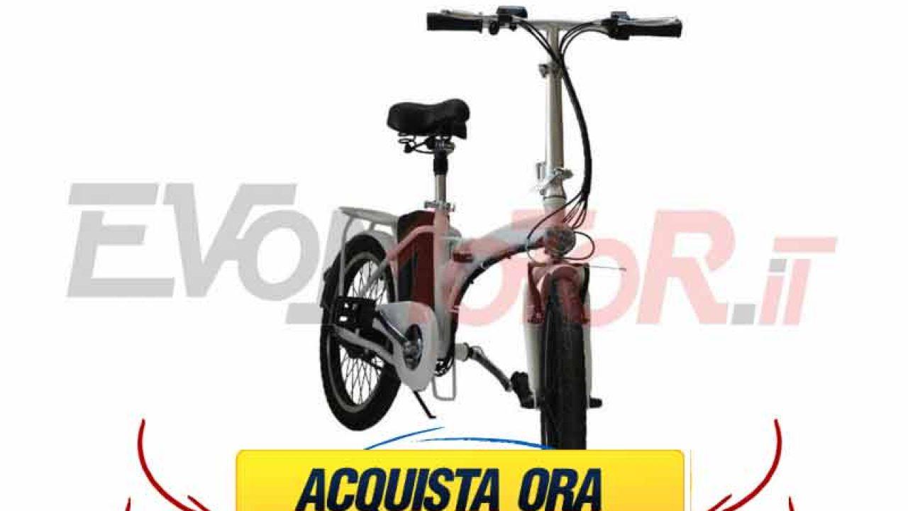 Bici Elettrica Em 250 Pieghevole Recensione Prezzo E Offerta
