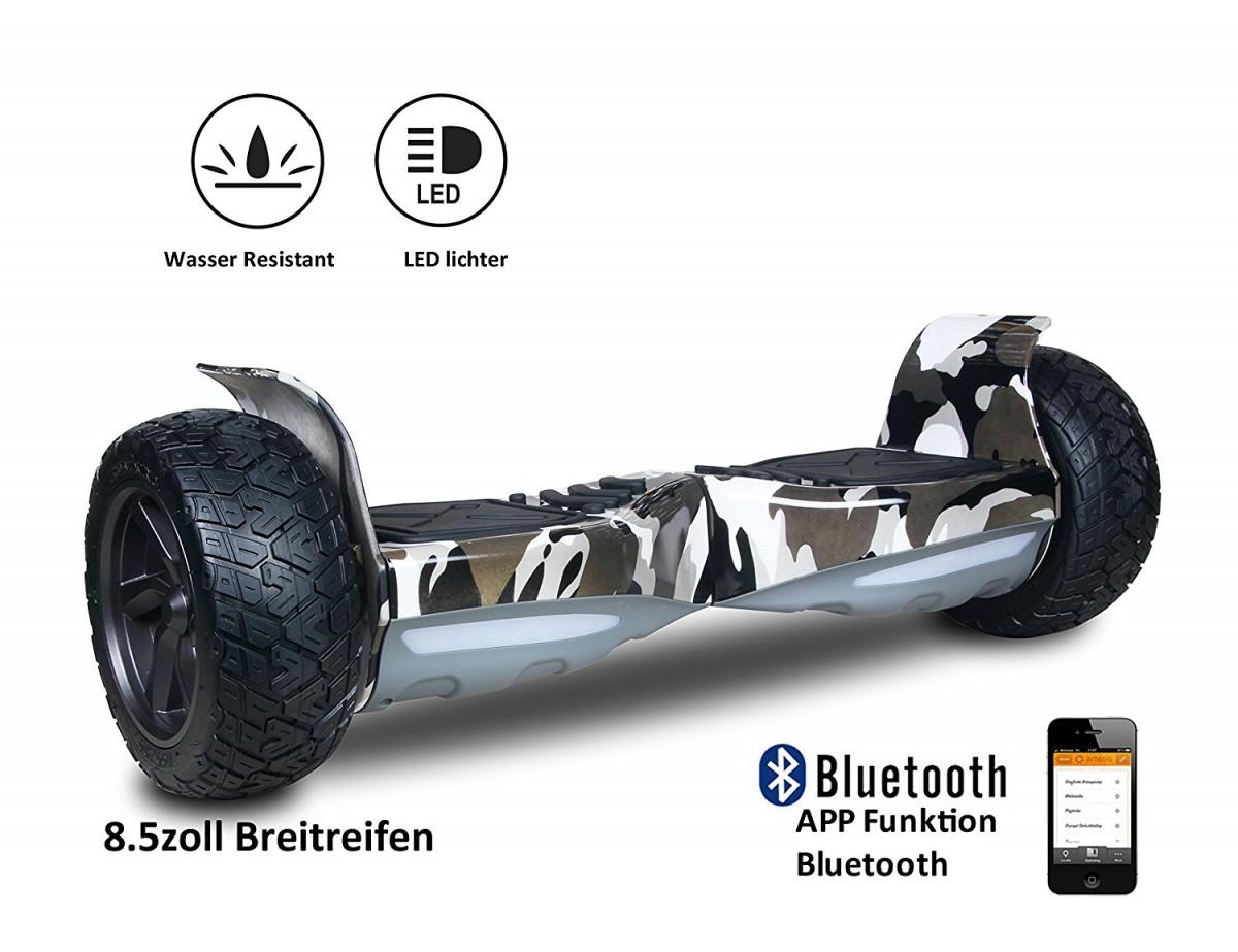 EVERCROSSHoverboardAutobilanciato EVERCROSS Hoverboard Autobilanciato