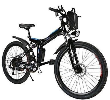 cooshionalBiciclettaeletricaMountainBike-385x350 Cooshional Bicicletta elettrica Mountain Bike