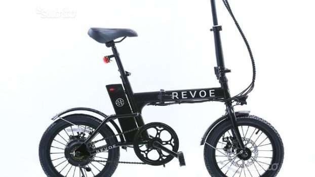 Pieghevole-Revoe-Lite-622x350 Bicicletta Elettrica Pieghevole Revoe Lite