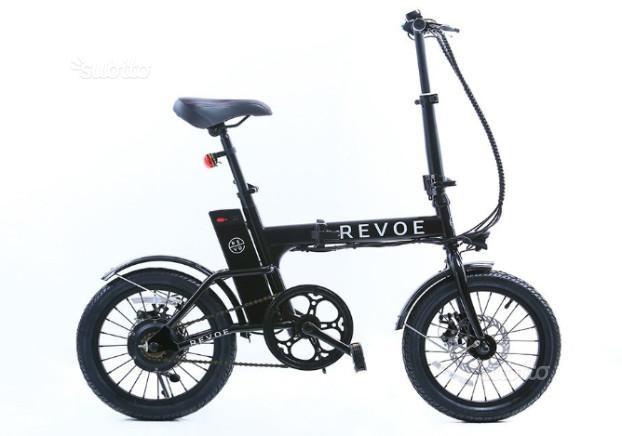 Pieghevole-Revoe-Lite Bicicletta Elettrica Pieghevole Revoe Lite