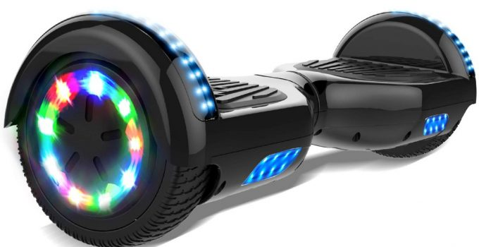 Hunter-Hoverboard-65-680x350 Double Hunter Hoverboard 6.5