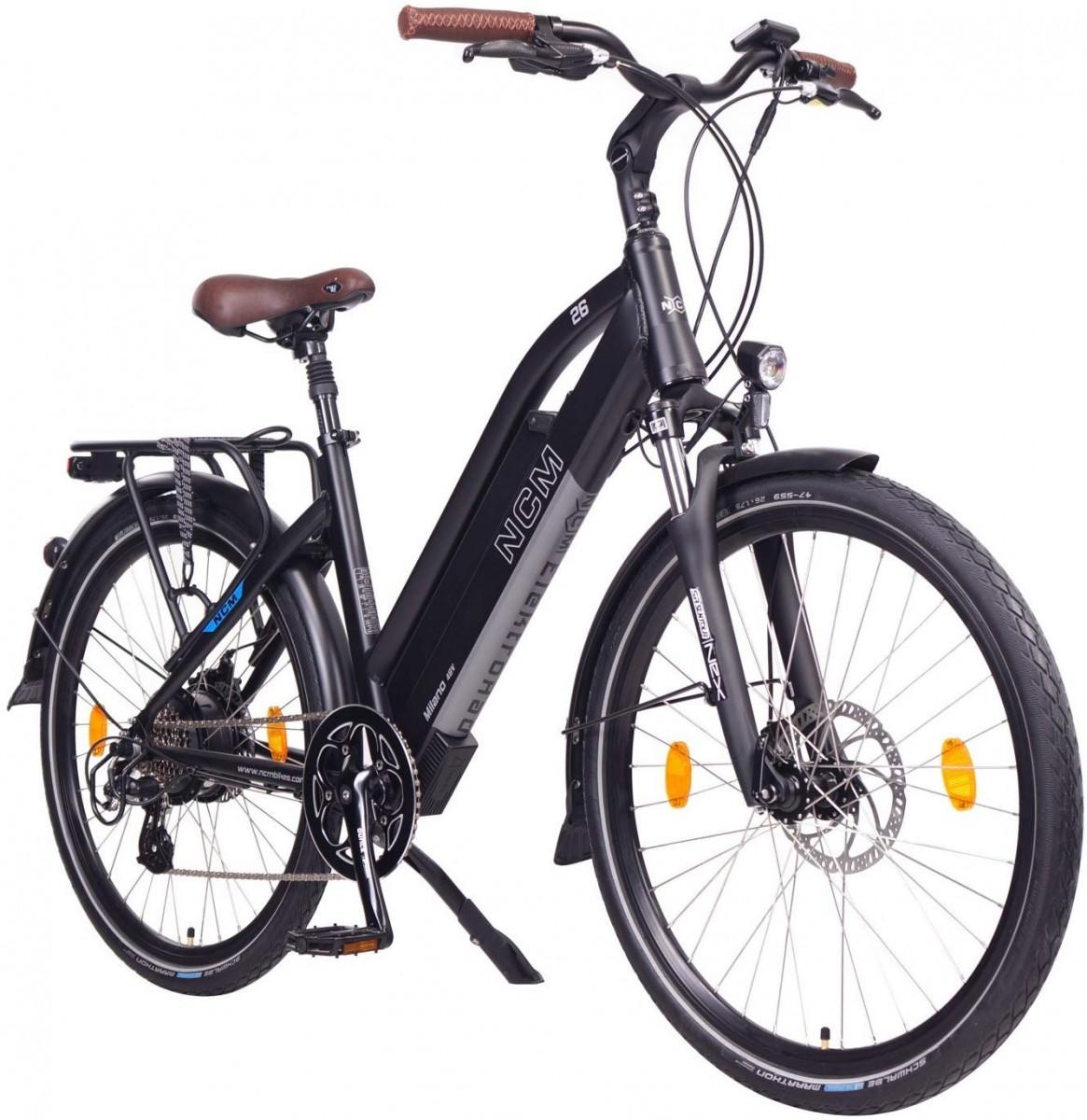 NCM-Milano-Bicicletta-elettrica Bici elettrica NCM, Milano