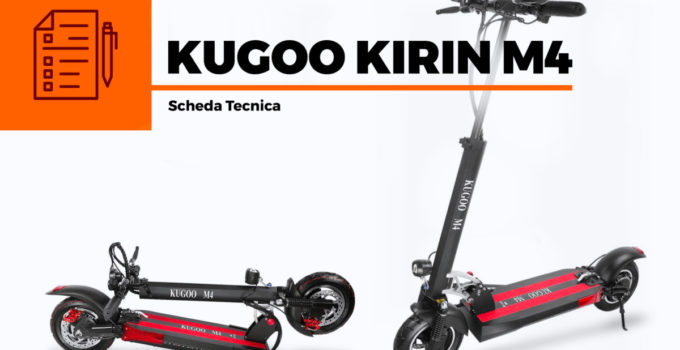 Recensione-Monopattino-Kugoo-Kirin-M4-680x350 Recensione Kugoo Kirin M4